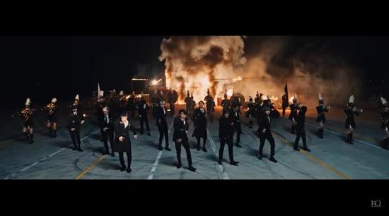 ATEEZ、1stアルバム『WONDERLAND』M/V公開