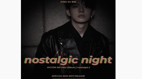 VICTON、『nostalgic night』トレーラー映像を公開