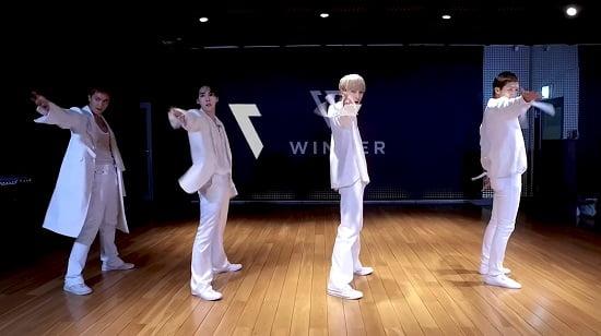WINNER 3rdミニアルバム『SOSO』ダンス映像公開