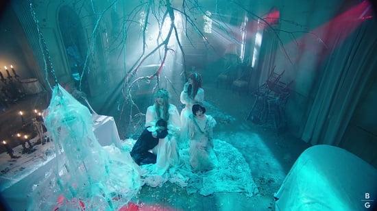 Brown Eyed Girls、ニューアルバム『Abandoned』M/V公開