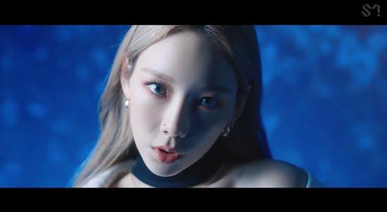 少女時代テヨン 2ndアルバム『Spark』M/V公開