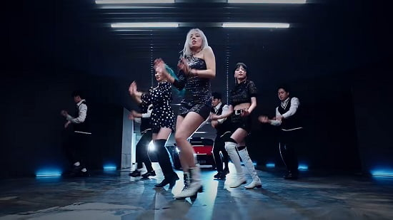 LADIES CODE、ニューアルバム『SET ME FREE(Performance Ver.)』M/V公開