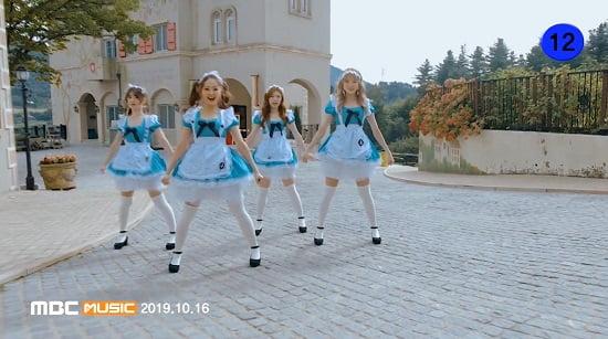 新人ガールズグループICU、デビュー曲『CUPID』M/V公開