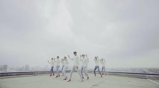 Apeace 『Feel So Good』M/V(dance version)公開