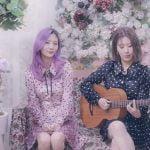 女性デュオ赤頬思春期 日本オリジナル1stシングル『LOVE』M/V公開