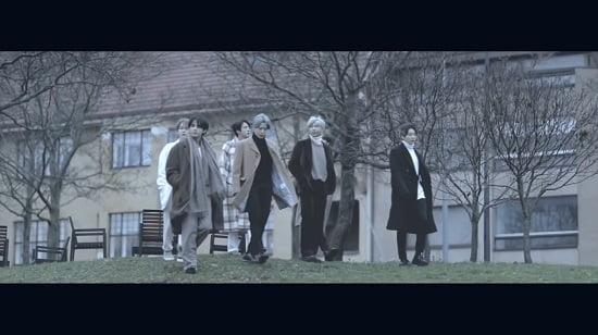 防弾少年団、先行公開曲『Black Swan』M/V公開