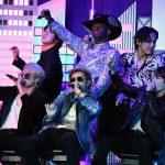 防弾少年団「グラミー賞」でステージを披露