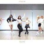 EVERGLOW 1stミニアルバム『SALUTE』ダンス映像を公開