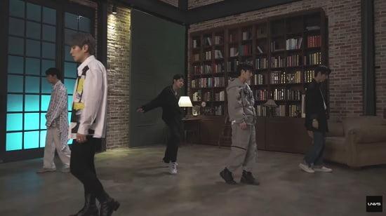 新人ボーイズグループUNVS デビュー曲『Timeless』パフォーマンス映像を公開