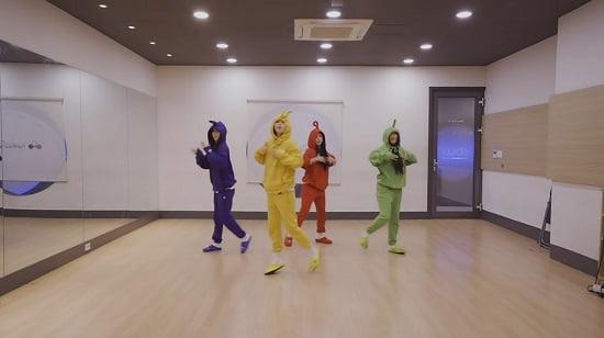 MAMAMOO 日本オリジナル曲『Shampoo』振り付け映像を公開