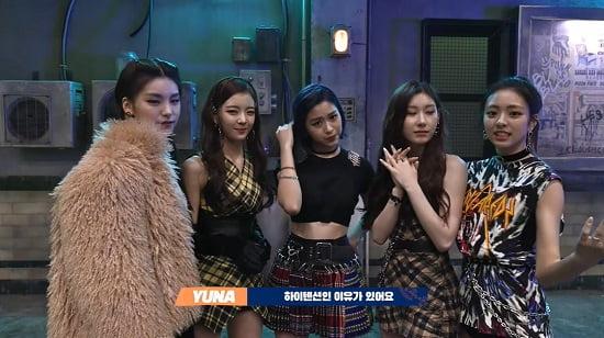 ITZY 2ndミニアルバム『WANNABE』M/Vビハインドカットを公開