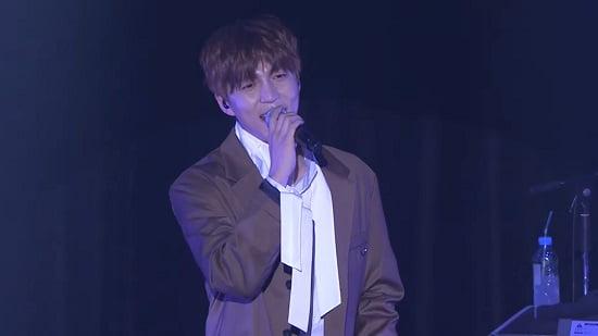 U-KISSスヒョン 3rd SINGLE『Start Again』ライブ映像を公開