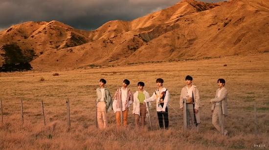 ONEUS、1stシングル『A Song Written Easily』M/V予告映像を公開