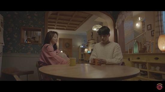 GFRIENDオムジ 『Welcome』ドラマ「おかえり」のOST