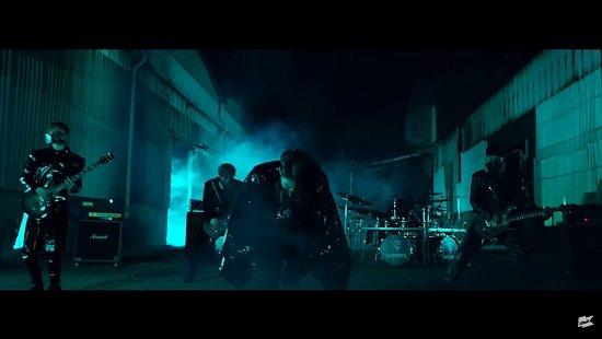 ロックバンドBURSTERS 『Smell the Rot』M/V公開