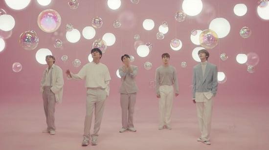 MONSTA X 日本7thシングル『Wish on the same sky』M/V公開