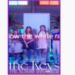 公園少女 4th EPアルバム「the Keys」ハイライト映像公開
