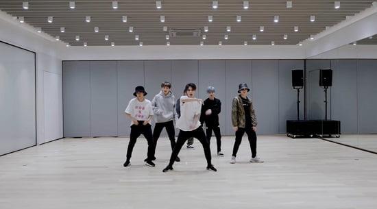 NCT DREAM ニューアルバム『Ridin'』ダンス練習映像を公開