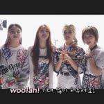 新人ガールズグループwoo!ah! デビューアルバム曲『woo!ah!』M/Vメイキング映像公開
