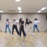 ユニットでカムバックするDIA 『Hug U』ダンス練習映像公開