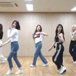 DIA 『Hug U』ダンス練習映像 (Moving ver.)公開