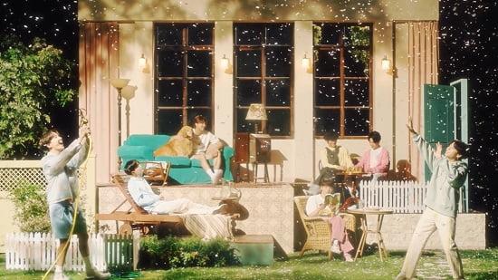防弾少年団、日本オリジナル曲『Stay Gold』M/V公開