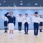 Stray Kids 新曲『神メニュー』ダンス練習映像(マリンルック Ver.)を公開