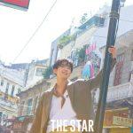 イ・ジュンギ 「THE STAR」7月号に登場