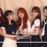 SATURDAY、4thシングル「D.B.D.B.DIB」ハイライトメドレーを公開