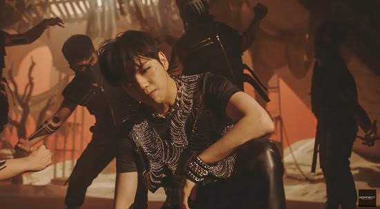 Wanna One出身カン・ダニエル 2ndミニアルバム『Who U Are』M/V公開