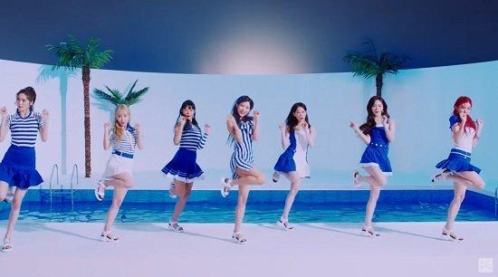 Cherry Bullet 2ndデジタルシングル『Aloha Oe』M/V公開