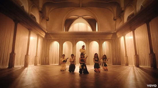 (G)I-DLE 日本 2nd Mini Album『Oh my god』M/V公開