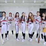 新人ガールズグループWeeekly 『Hello』野球チームバージョンの振り付け映像を公開