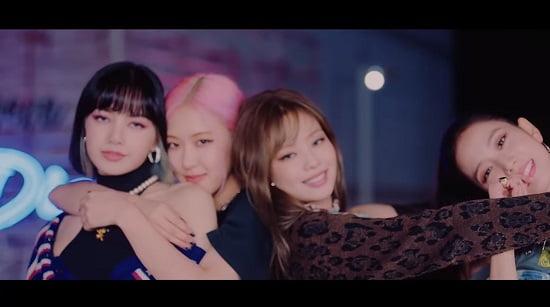 BLACKPINK 1stフルアルバムのタイトル曲『Lovesick Girls』M/V公開