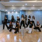 IZ*ONE 『Sequence』ダンス練習映像公開