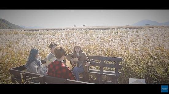 LOVELYZベイビーソウル&リュスジョン&Golden Childジュチャン&TAG コラボ曲『順天の空の下で』M/V公開
