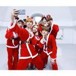 GHOST9 収録曲『SPLASH』クリスマスバージョンのダンス映像を公開
