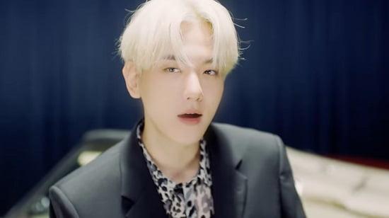 EXOベクヒョン 日本1stミニアルバムのリード曲『Get You Alone』M/V公開