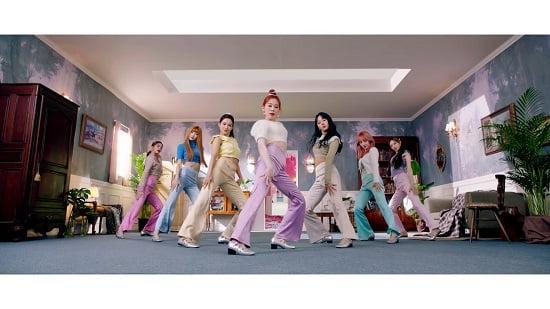 Cherry Bullet 2ndデジタルシングル『Love So Sweet』M/V公開
