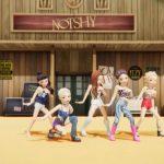 ITZY デビュー後初の英語アルバム『Not Shy(English Ver.)』3DアバターバージョンM/V公開