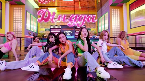 MAMAMOO 日本ニューミニアルバム『Dingga -Japanese ver.-』M/V公開