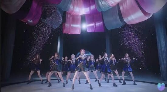 IZ*ONE 『D-D-DANCE』M/V予告映像第2弾を公開