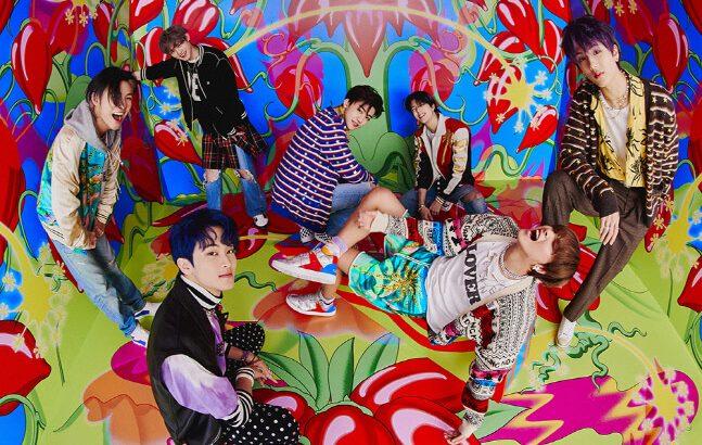 NCT DREAM、1stアルバム「Hot Sauce」の売上が200万枚突破