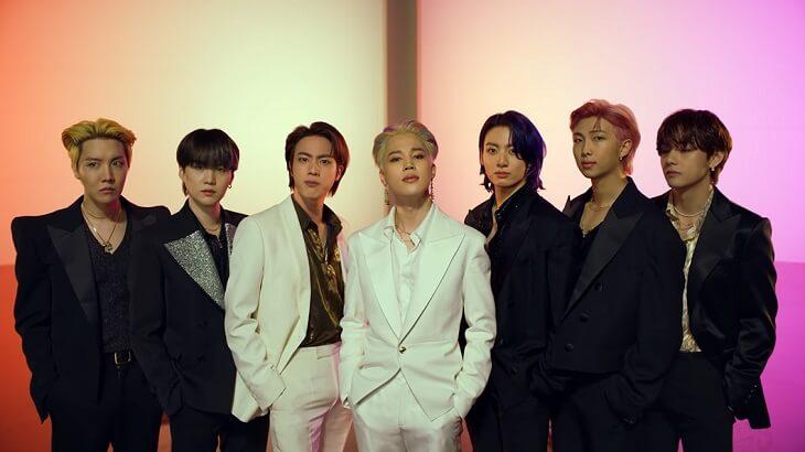 BTS(防弾少年団)、新曲『Butter』リミックス「Hotter」バージョンを公開