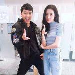 BIGBANGのV.I&元Wonder Girls ソンミ、コラボを予告!