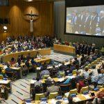 防弾少年団、国連本部で感動のスピーチ