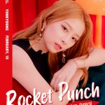 Rocket Punchヨンヒ&ユンギョン、2ndミニアルバム「RED PUNCH」個人予告イメージを公開