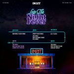 IN2IT、2ndシングル「Into The Night Fever」でカムバック!