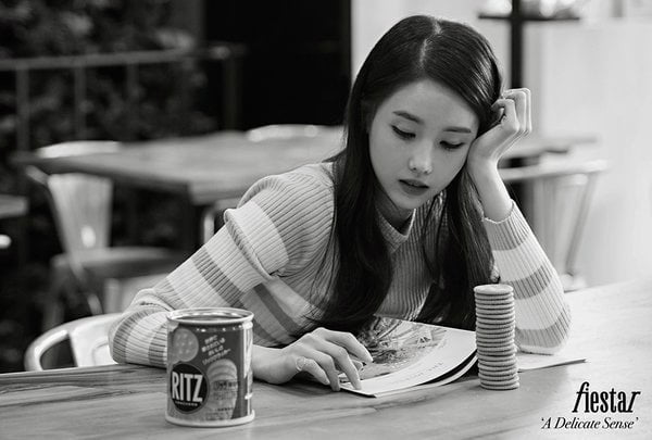 FIESTAR、2ndミニアルバム「A Delicate Sense」予告イメージを公開