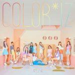 IZ*ONE 1stミニアルバム「COLOR*IZ」アルバムカバーイメージ公開